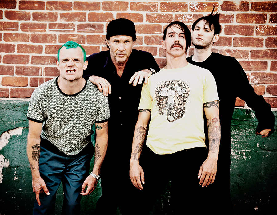 red hot chili peppers - photo #38